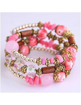 Armband Beatuy Pink Syle
