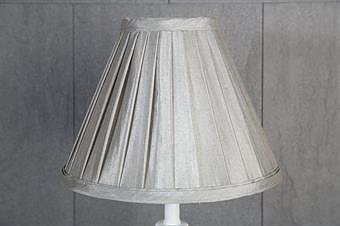 Lampskärm Belle, grå