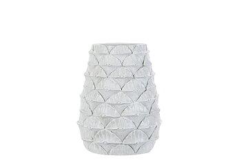 Kruka/Vas Palm Vit, 19,5x25 cm