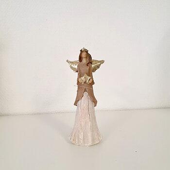 Ängel Pinky med stjärna,  15,5 cm