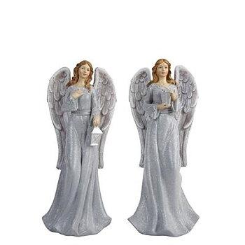 Ängel Anna med lykta,  20 cm