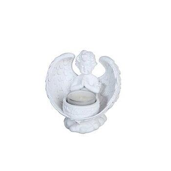 Värmeljushållare Ängel Lita ,  10,5 cm