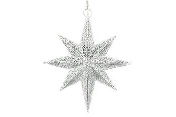 Stjärna Vision vit, häng 49,5 cm