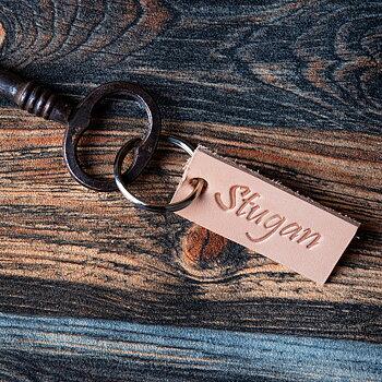 Stugan nyckelring