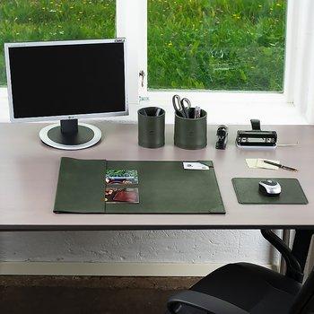 Skrivbordsunderlägg Monark Grön
