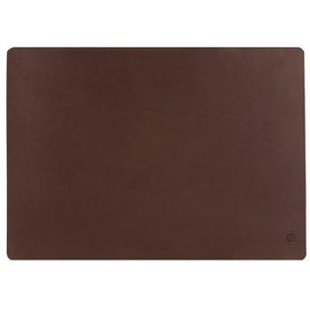 Skrivbordsunderlägg Diplomat Mörkbrun