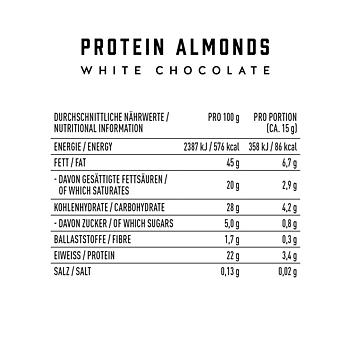 GOT7 - Protein Chocolate Almond, 85g