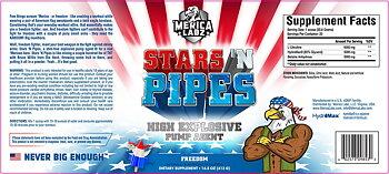 Merica Labz - Stars ´n Pipes, 412g