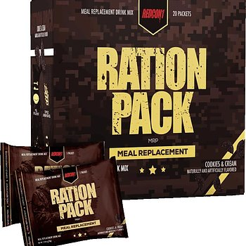 RATION PACK - 20 On The Go Meal Replacement Servings