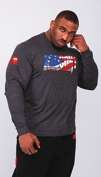 Redcon1 - Freedom Gray Long Sleeve