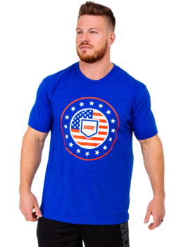 Redcon1 - Blue Freedom Shirt