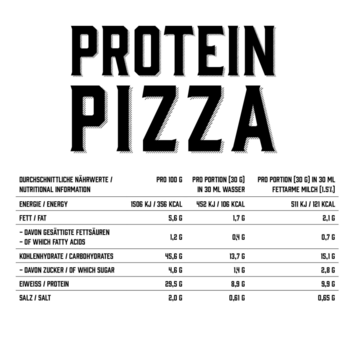 GOT7 - Protein Pizza mix, 500g