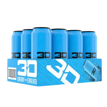 3D - 3D Energy Drink, 12 x 473 ml