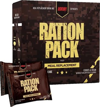 RATION PACK - 1 On The Go Meal Replacement Servings
