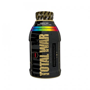 RTD TOTAL WAR - Pre Workout Ready to Drink