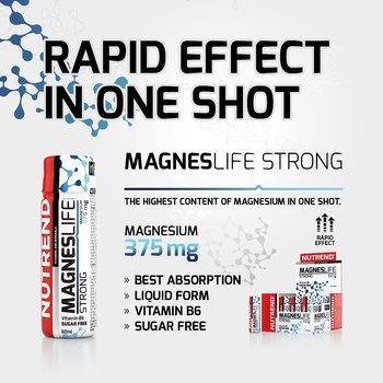 Magneslife Strong 375mg, 60ml
