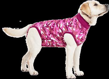 Återhämtningsbody  / medicinskbody  / skyddsbody / operationsbody till hund ( rosa  ) från 329kr