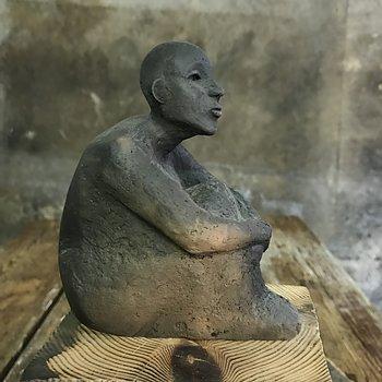 'Stelä' Hopkrupen kvinna
