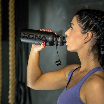XDNA Steel Bottle of Power