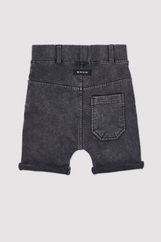 MINIKID - Acid Black Shorts