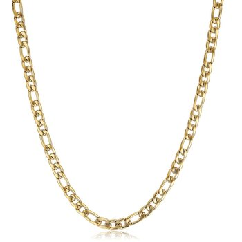 Adele chain necklace, Gold