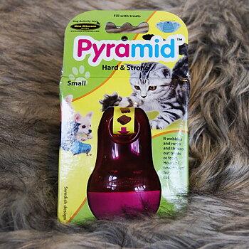 Aktiveringspyramid till katt