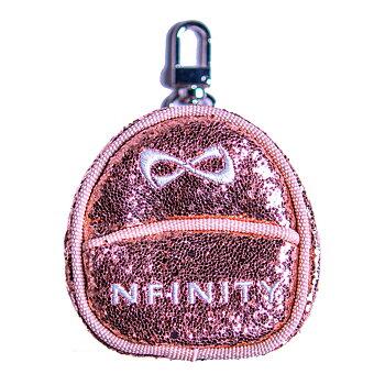 Nfinity Mini BP Nyckelring Rosa