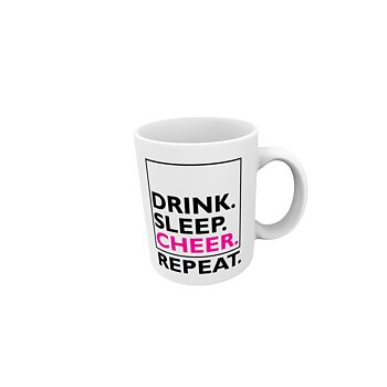 Mugg DRINK SLEEP CHEER REPEAT