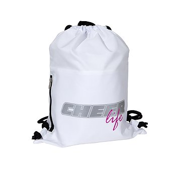 Stringbag Cheerlife Vit