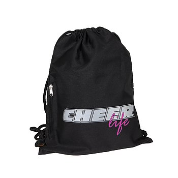 Stringbag Cheerlife Svart