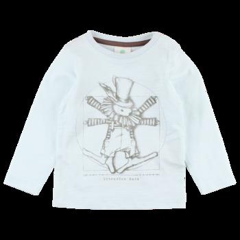 En Fant tröja - kanin / hare pastellgrön