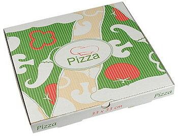 Pizzakartong Pure 33x33cm