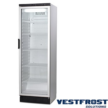 Vestfrost FKG 371, exponeringskylskåp, 381 liter