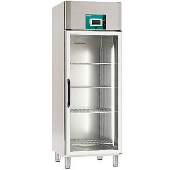 Medicinfrys med glasdörr 453 Liter -26°C