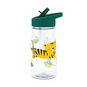 Vattenflaska - Tiger (inkl klistermärken)