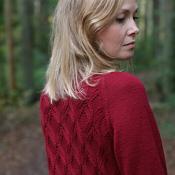 Be Mine Cardigan - Mönster