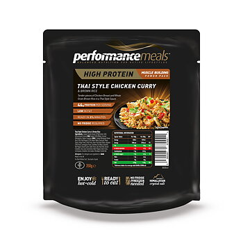 Thai Chicken Curry - 38g protein