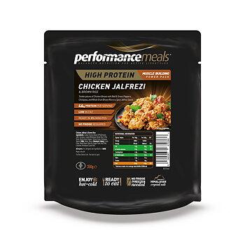 Chicken Jalfrezi - 46g protein