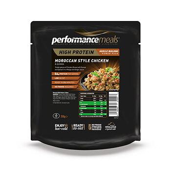 Moroccan Chicken - 56g protein