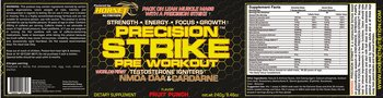 Precision Strike - PWO
