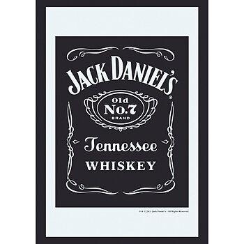 Pubspegel - Jack Daniels black logo