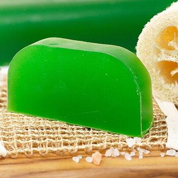 Timjan, åkermynta och arganolja - Fast schampo provbit 20 gram