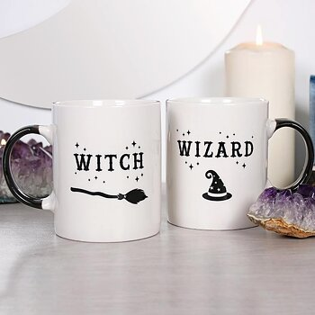 Witch and Wizard Muggar