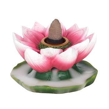 Lotusblomma Backflow Rökelsebrännare