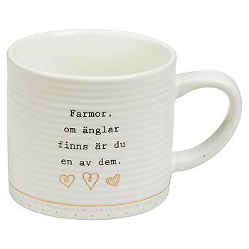 Mugg - Farmor