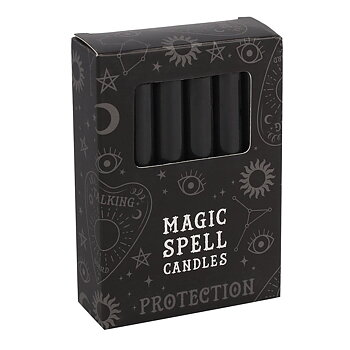Magic Spell Candle - Protection