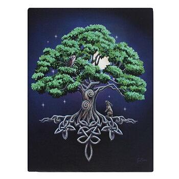 Livets träd Canvastavla av Lisa Parker