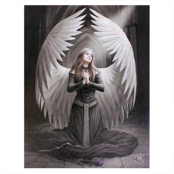 Ängel Canvastavla av Anne Stokes