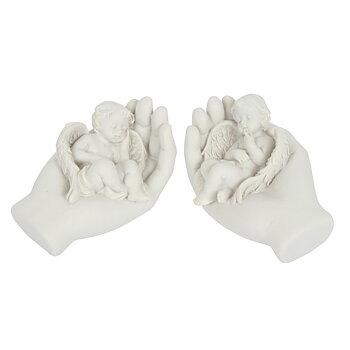 Änglar sover i hand 2-pack