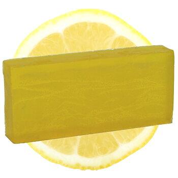 Citron - Fast tvål provbit 20 gram